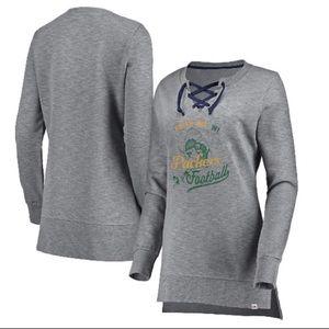 NWT NFL Green Bay Packers tunic shirt women's